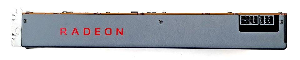 AMD Radeon RX 5700 top