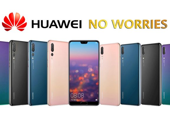 The HUAWEI No Worries Promotion + Redemption Details!