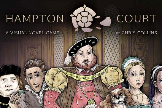 Hampton Court, a Visual Novel Game - Get It FREE Now!