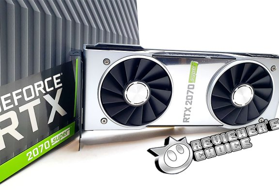 NVIDIA GeForce RTX 2070 SUPER Founders Edition Review!