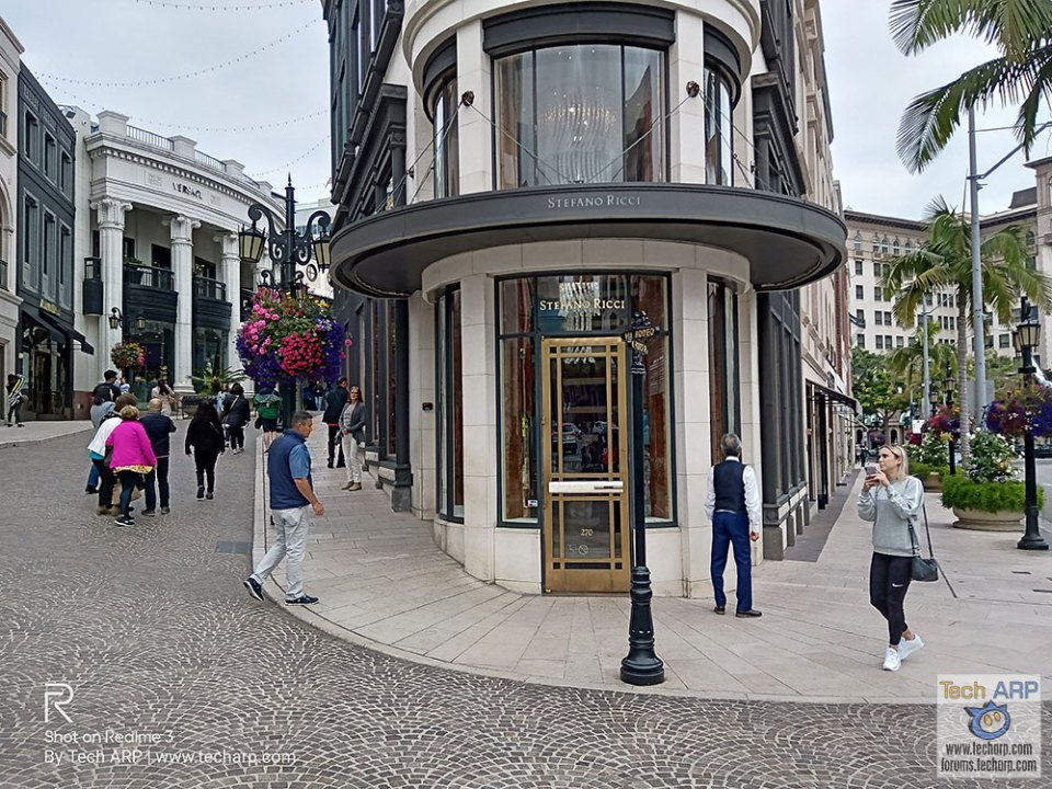 Rodeo Drive sample