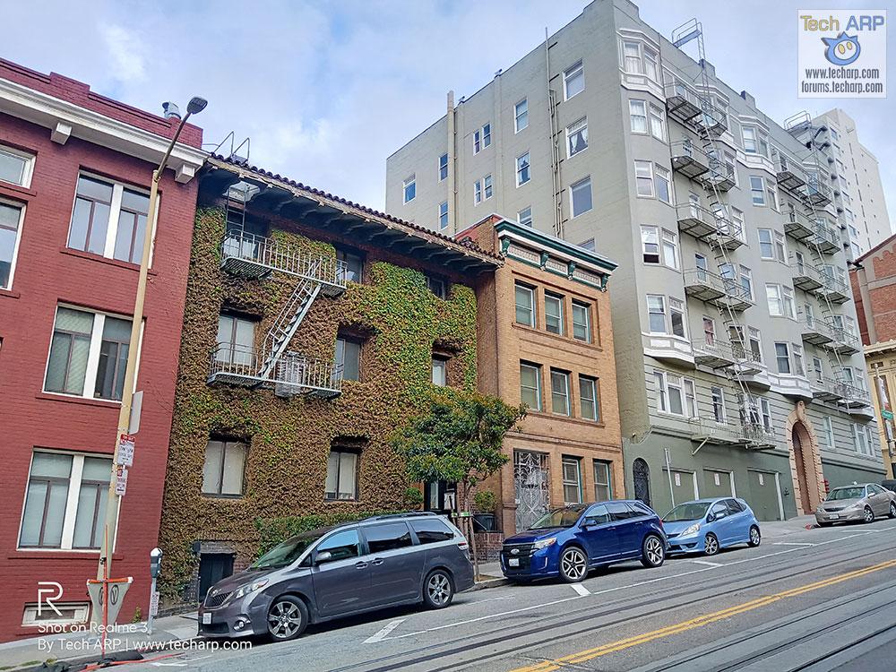 San Francisco building sample