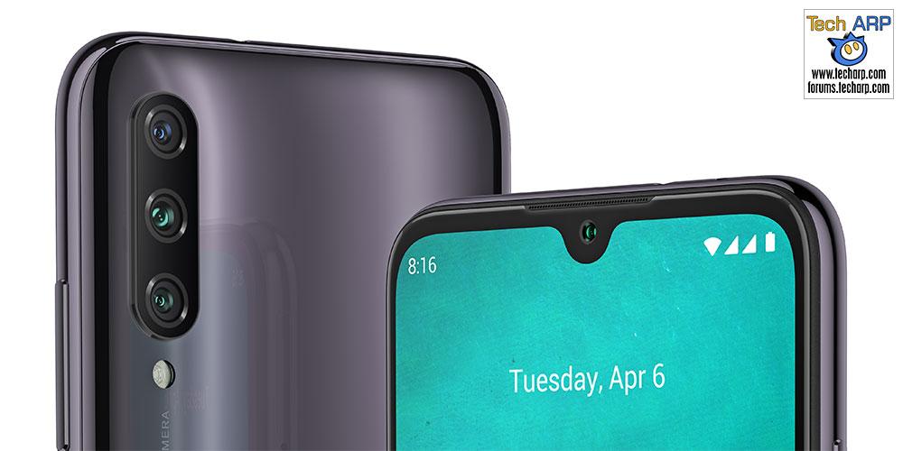 Xiaomi Mi A3 cameras