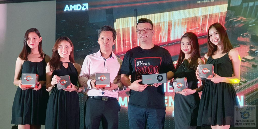 AMD Celebrates Strong Ryzen + Radeon Sales In Malaysia!