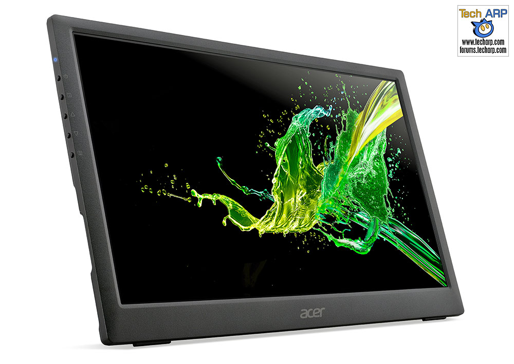 The Acer PM161Q Portable Monitor