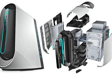 The Alienware Aurora R9 Legend Gaming Desktop Revealed!