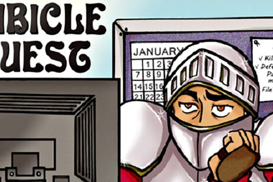 Cubicle Quest - Find Out How To Get This Game For FREE!