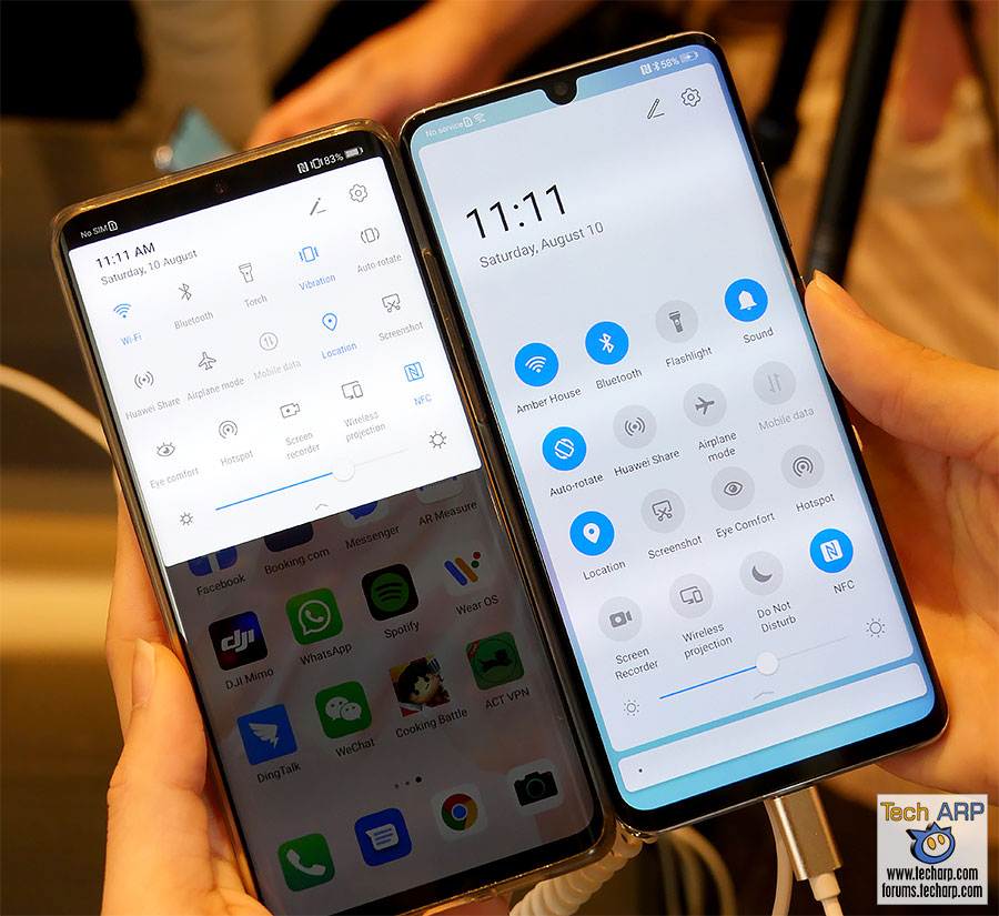 HUAWEI EMUI 10 hands-on demo