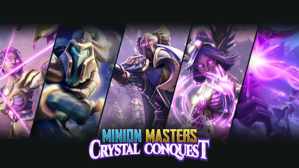 Minion Masters Crystal Conquest DLC free