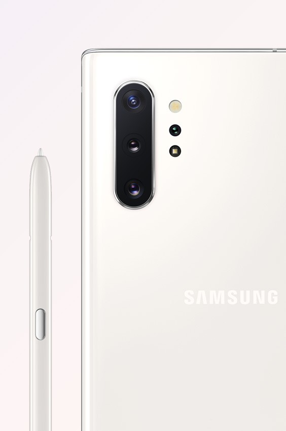 Samsung Galaxy Note 10 Plus Aura White