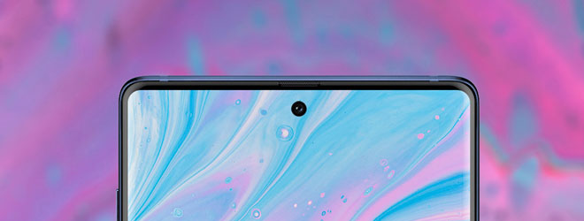 Samsung Galaxy Note10 front camera leaked
