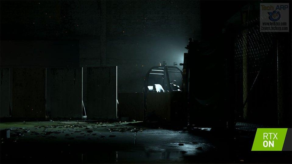 Call of Duty : Modern Warfare Ray Tracing Trailer + Showcase!