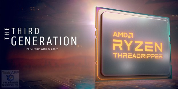 AMD Ryzen 9 3950X + 3rd Gen Threadripper Delayed To Nov!