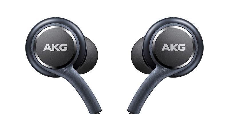 AKG USB Type C earphones