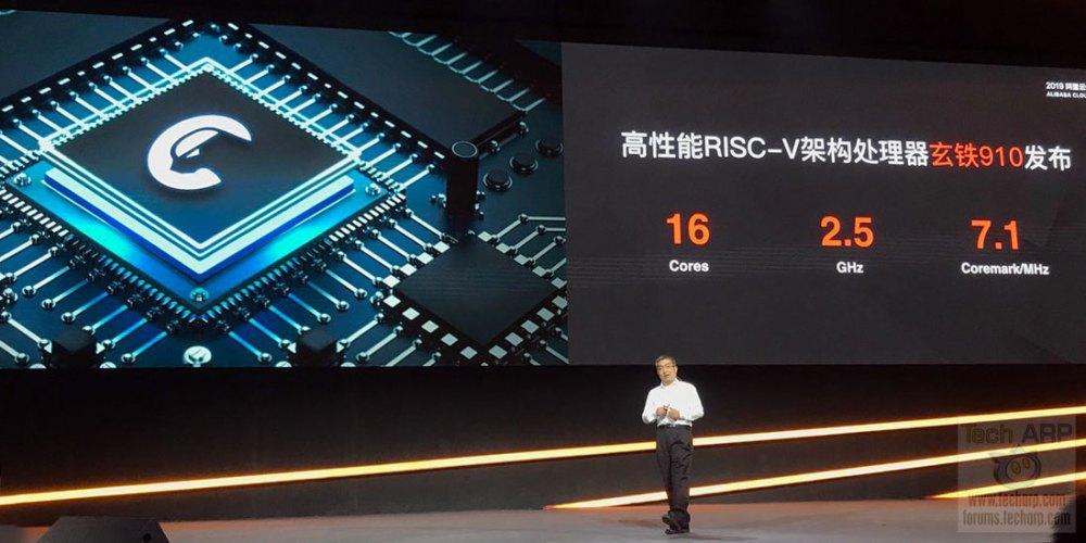 Alibaba XuanTie 910