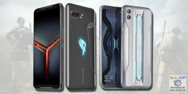 Black Shark 2 PRO vs ASUS ROG Phone 2 Comparison!