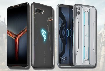 ASUS ROG Phone 2 vs Black Shark 2 PRO : Who Wins?