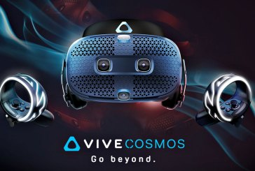HTC VIVE Cosmos - How To Get Your VR Fix This October!