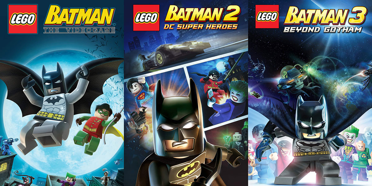 LEGO Batman Trilogy Pack – Find Out How To Get It FREE!