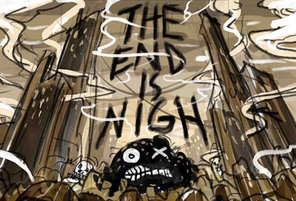The End Is Nigh - Get This Platform Game For FREE!