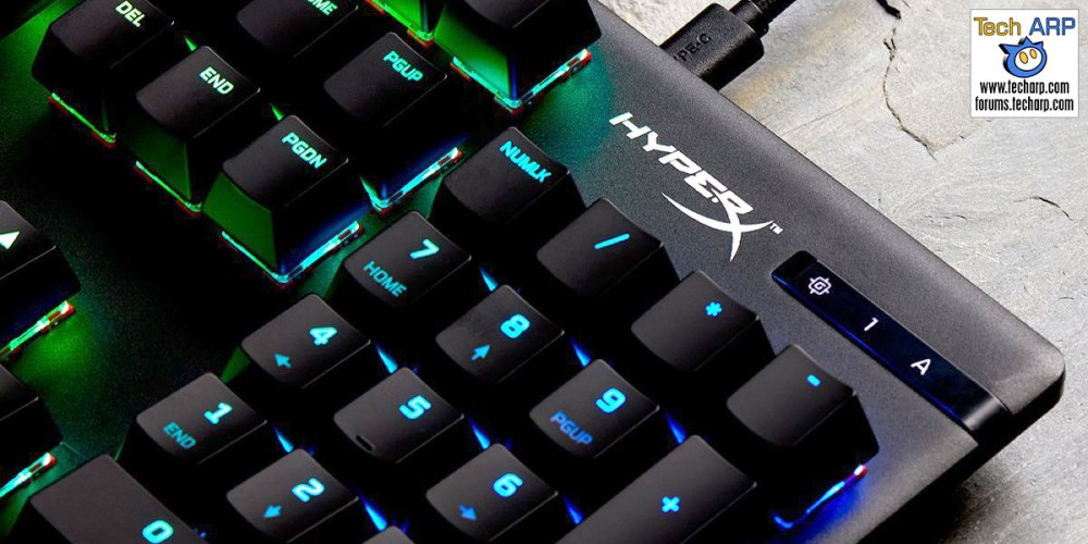 HyperX Alloy Origins Mechanical Gaming Keyboard Details!