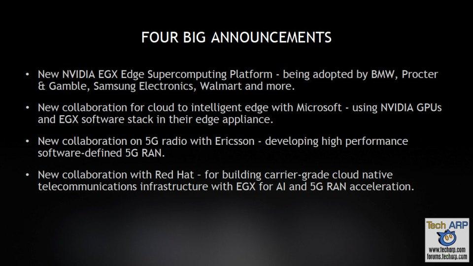 NVIDIA EGX MWC Los Angeles 2019 slide 02