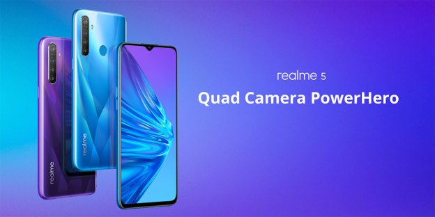 The realme 5 Smartphone : Everything You Need To Know!