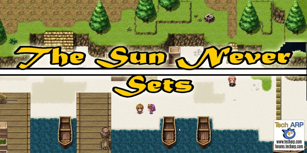 The Sun Never Sets - How To Get This Game For FREE!