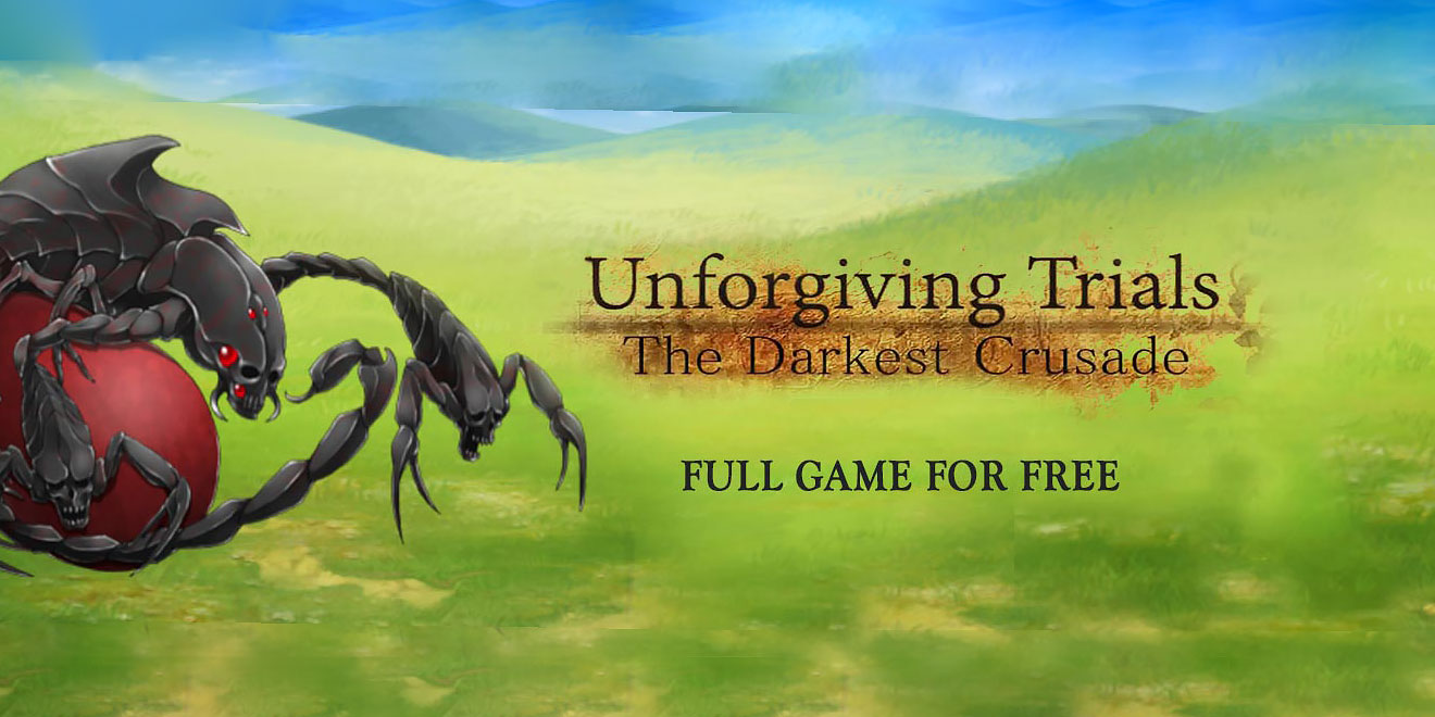 Unforgiving Trials : Get This Game FREE For A Limited Time!