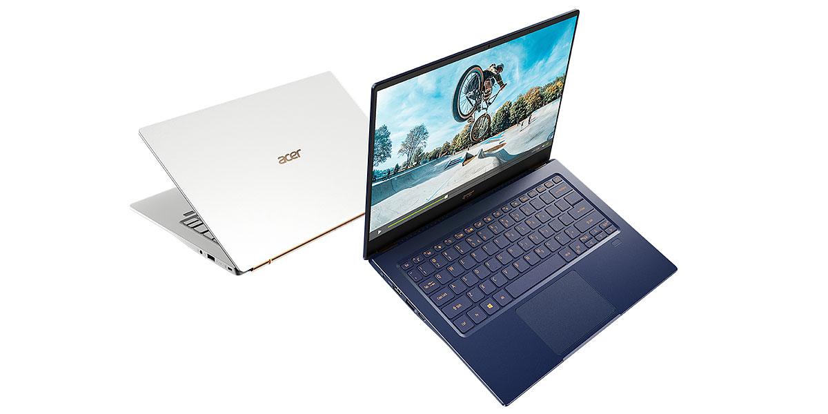 Acer Swift 5 2019 Ultra-Light Laptops : All 4 Variants!