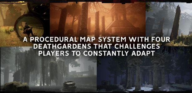 Deathgarden BloodHarvest gardens