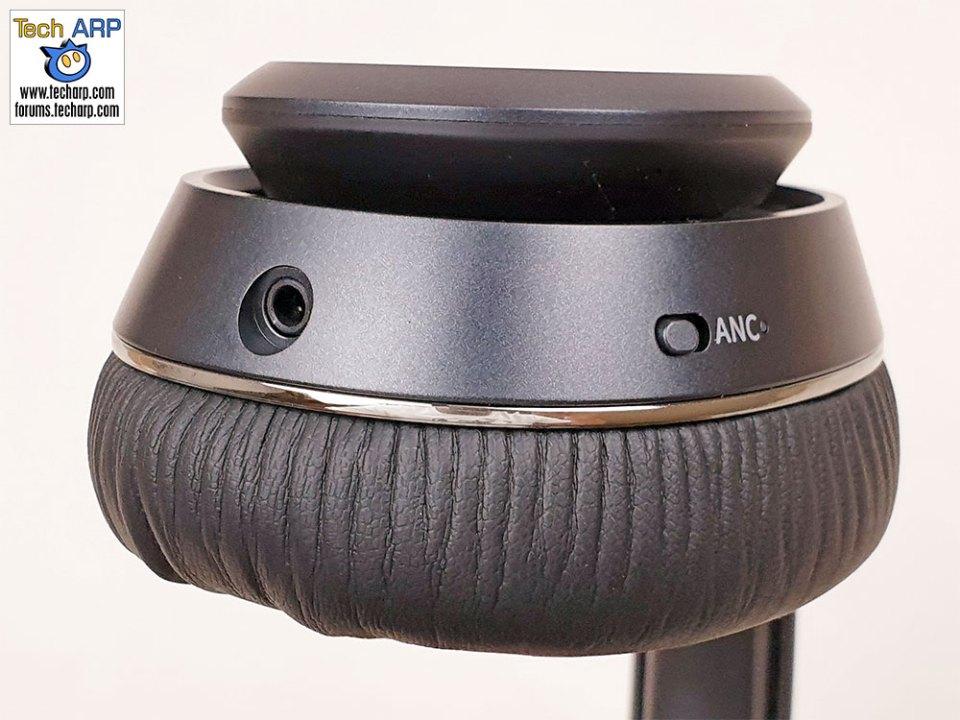 Edifier W828NB audio port