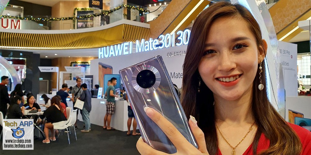HUAWEI Mate 30 + Mate 30 Pro Roadshow Deals Revealed!