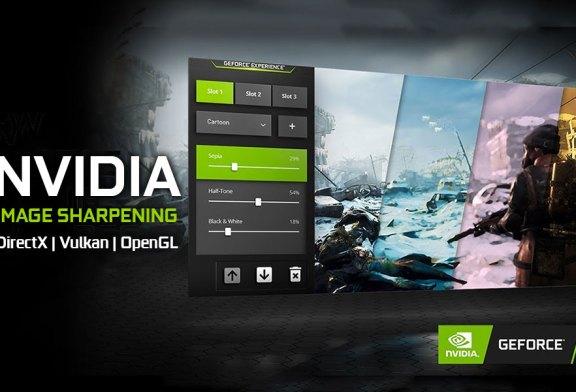 NVIDIA Image Sharpening Guide for DirectX, Vulkan, OpenGL!