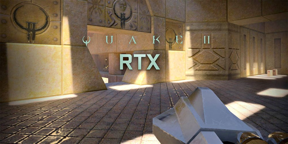 Quake II RTX Gets Major Image Quality Update!