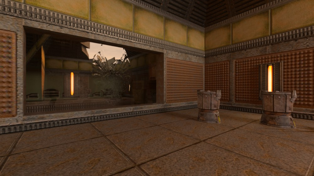 Quake II RTX Comparison 05 v1.1