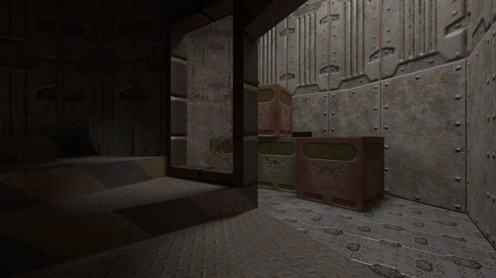 Quake II RTX Comparison 06 v1.1