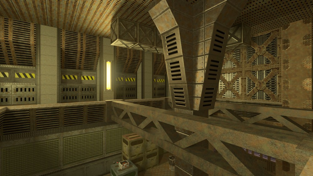 Quake II RTX Comparison 11 v1.2