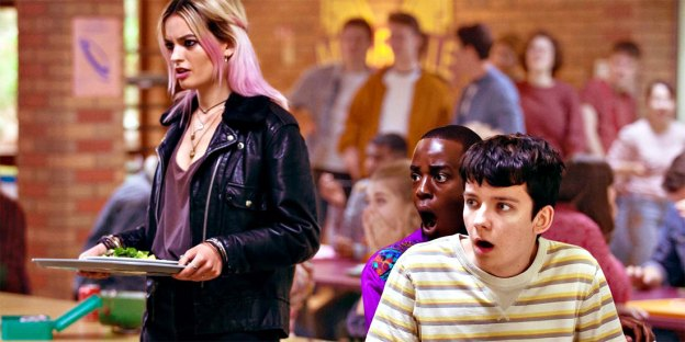 Netflix Teases Sex Education Season 2 : Video + Pictures!