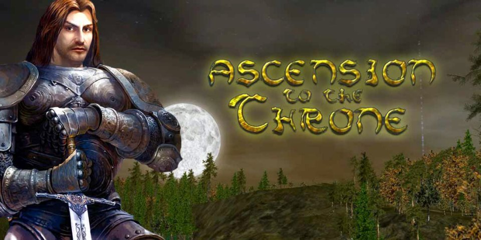 Ascension to the Throne : Get It FREE For A Limited Time!