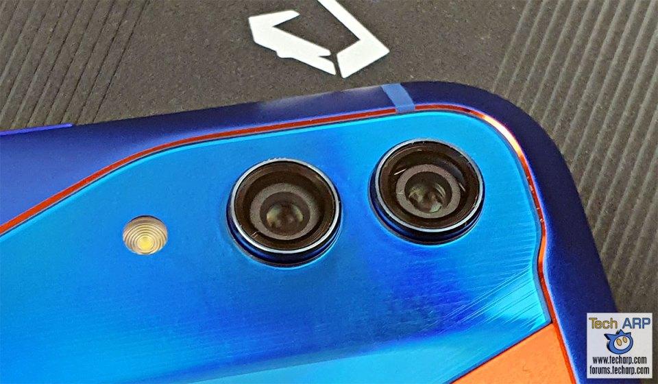 Black Shark 2 Pro rear cameras