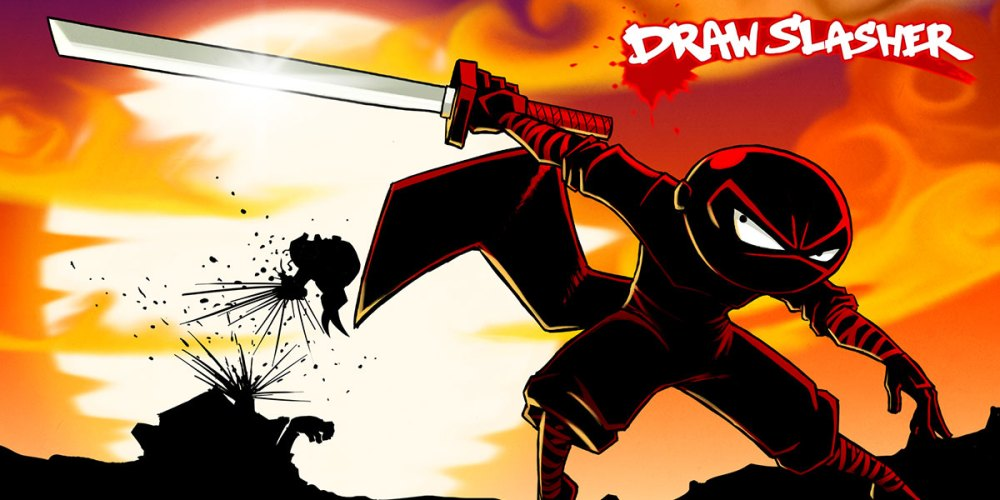 Draw Slasher - Get This Game FREE For A Limited Time!