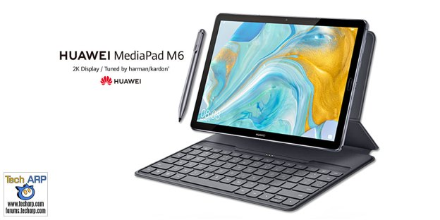 """HUAWEI MediaPad M6 10.8"""" Tablet : All You Need To Know!"""