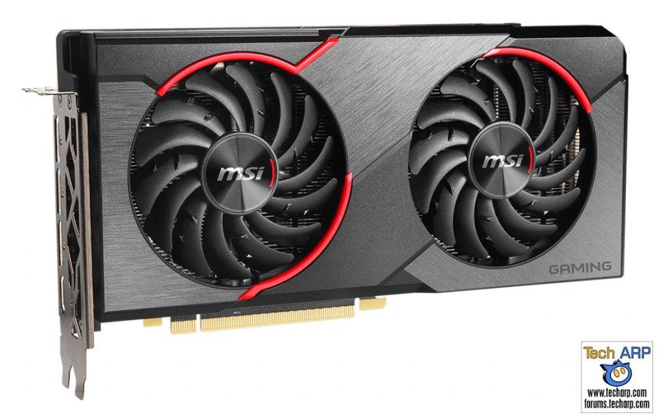 MSI Radeon RX 5500 XT Gaming 4G