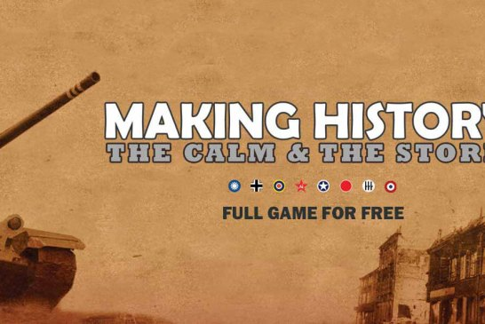 Making History : Get This WW2 Game For FREE!