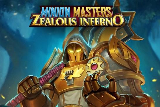 Minion Masters + Zealous Inferno DLC : Get Them FREE!