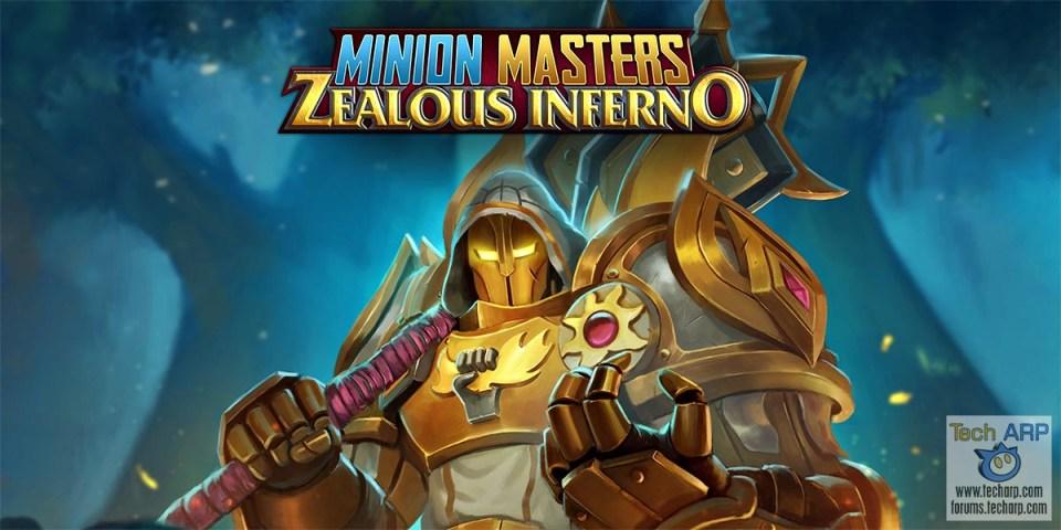 Minion Masters Zealous Inferno free DLC