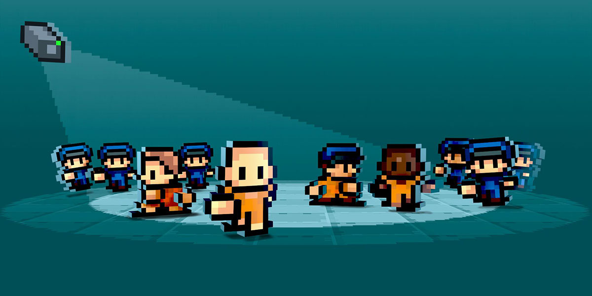 The Escapists – Get It FREE For A Limited Time!