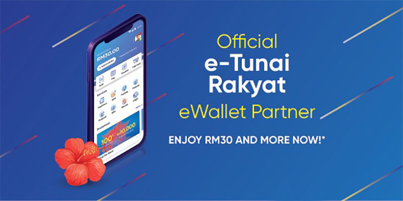 Touch 'n Go eWallet Selected For e-Tunai Rakyat Programme!