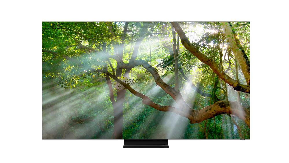 2020 Samsung QLED 8K Q950 TV : First Look!